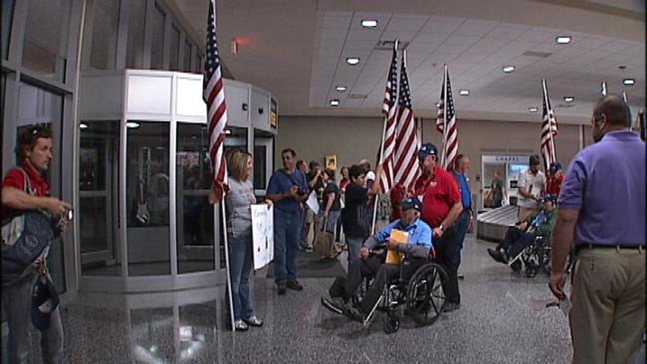 Oklahoma Honor Flights To End This Fall