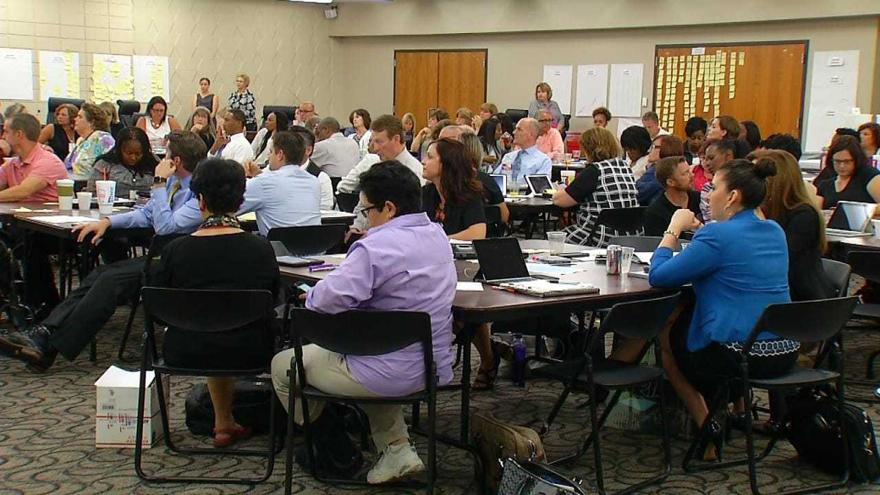 TPS Principals Post Ideas On Improving District