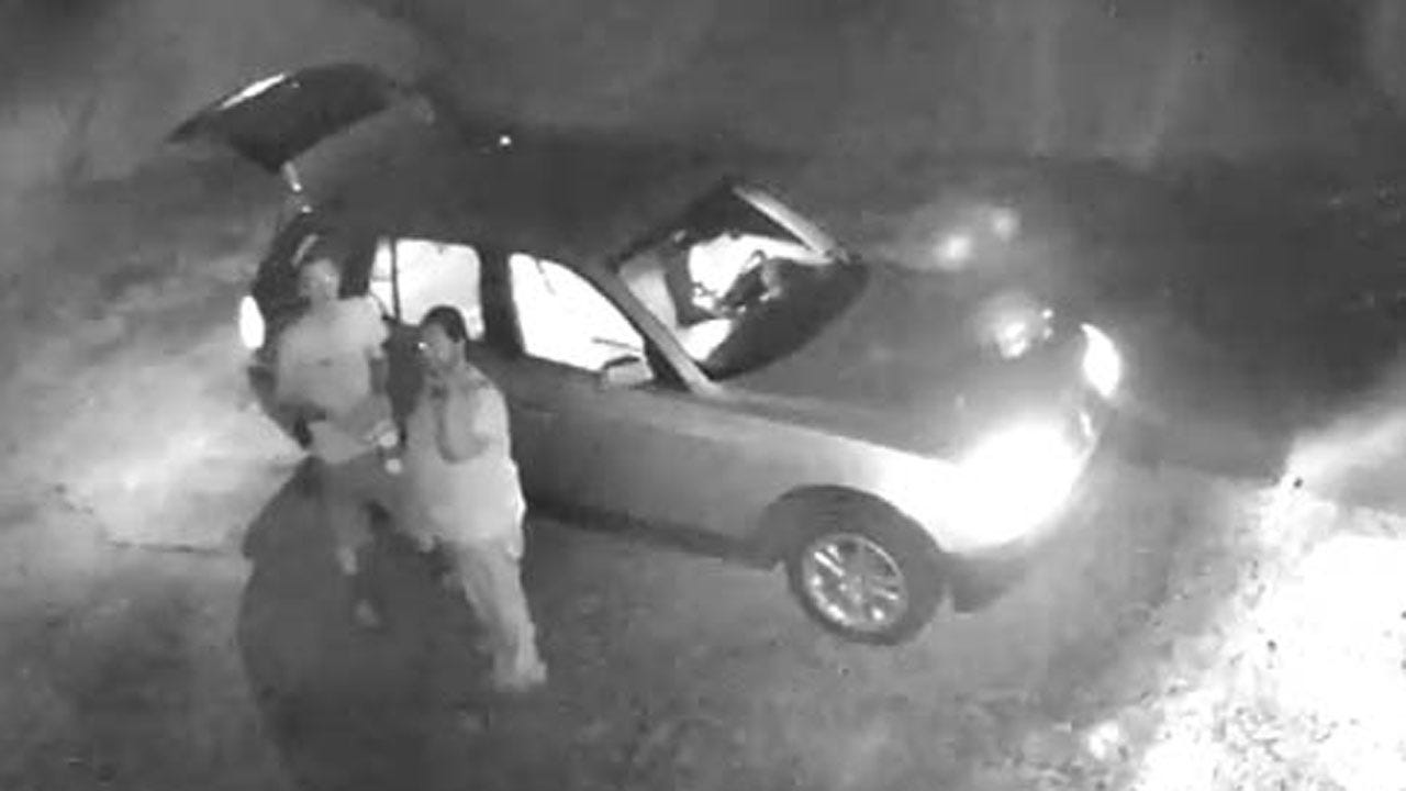 Construction Materials Stolen From BA Site, Police Seek Thieves