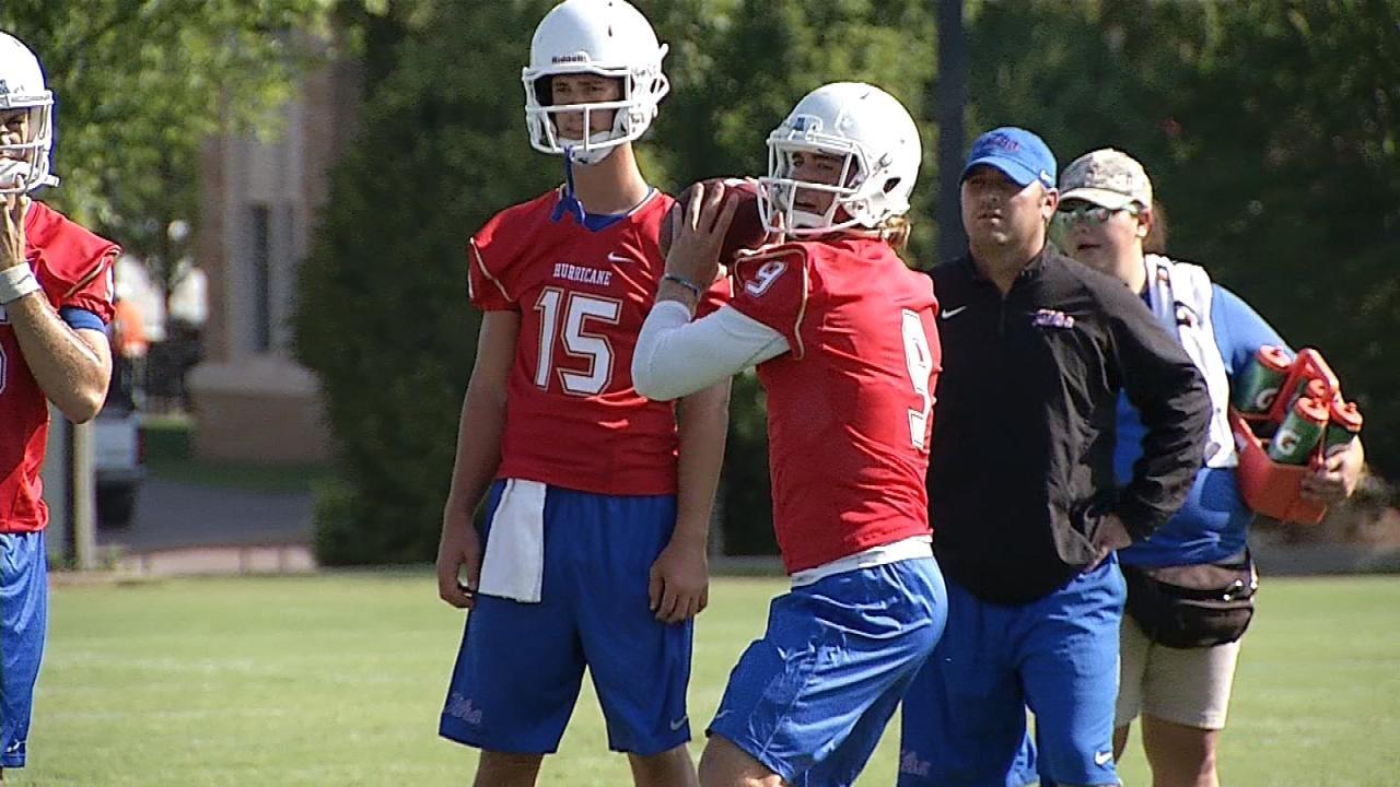 TU Media Day: Will Montgomery's Up-Tempo Style Lead Tulsa To Successful Season?