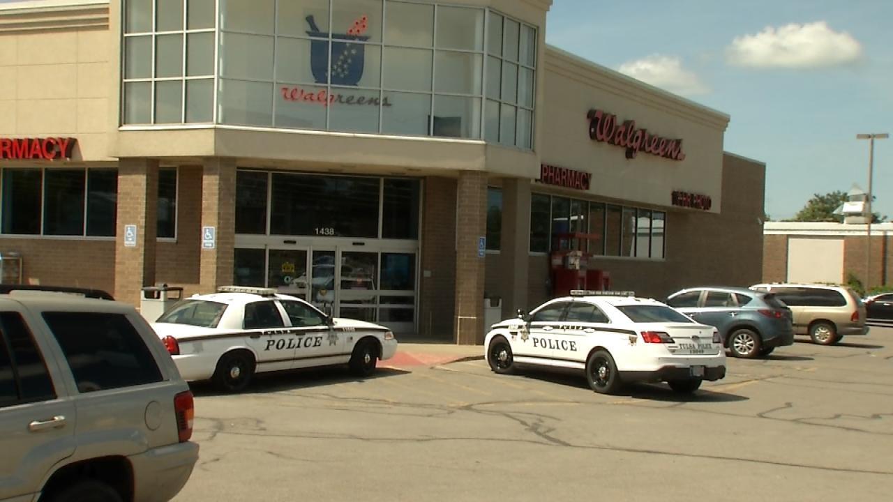 Tulsa Walgreens Robbed