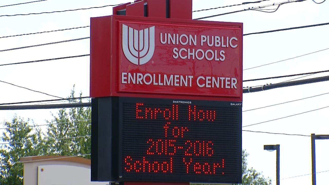 Union Schools Experiences Enrollment Frenzy