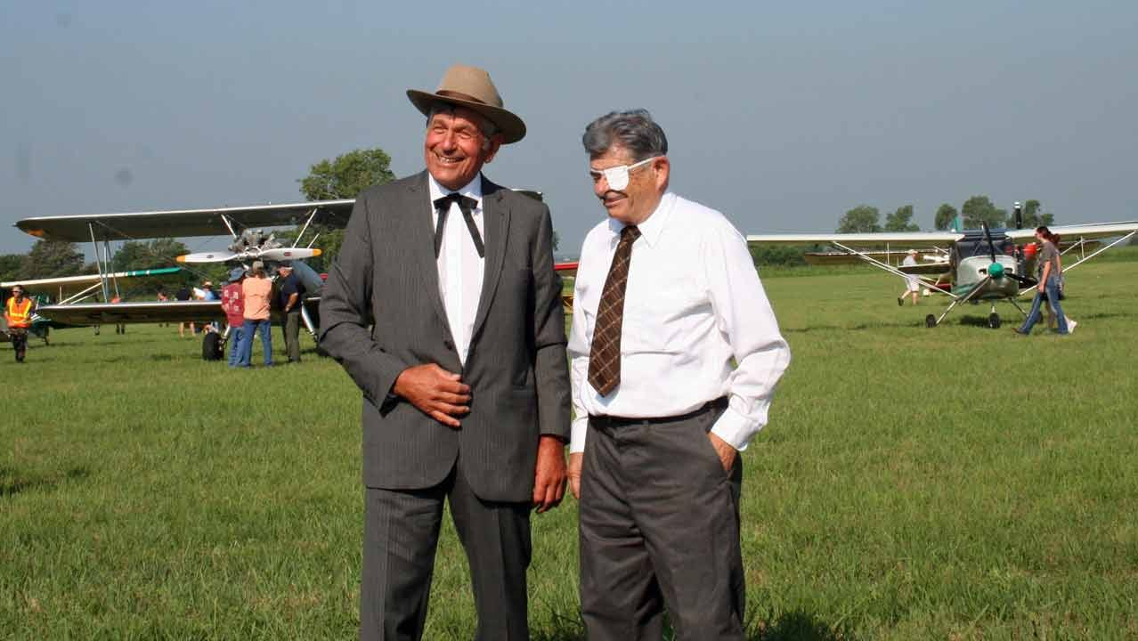 Will & Wiley Remembered At Oologah Fly-In Saturday