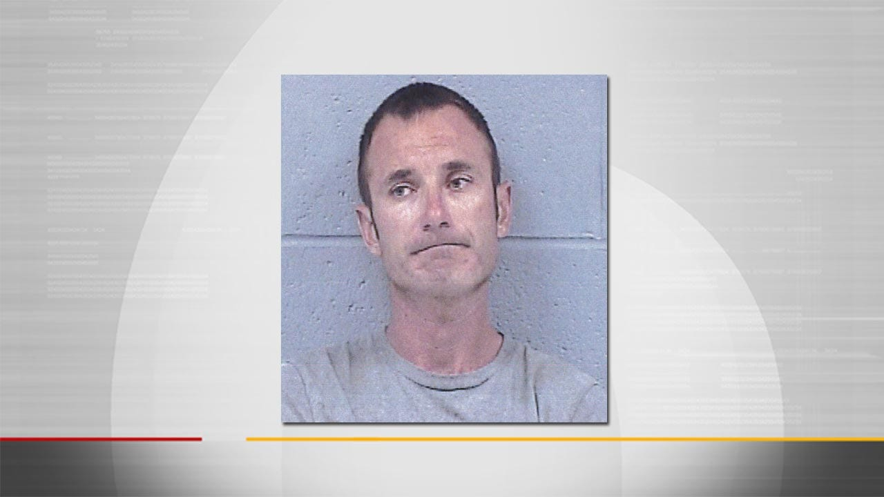 Accused Of Dragging Horse Behind ATV, Rogers County Man Arrested