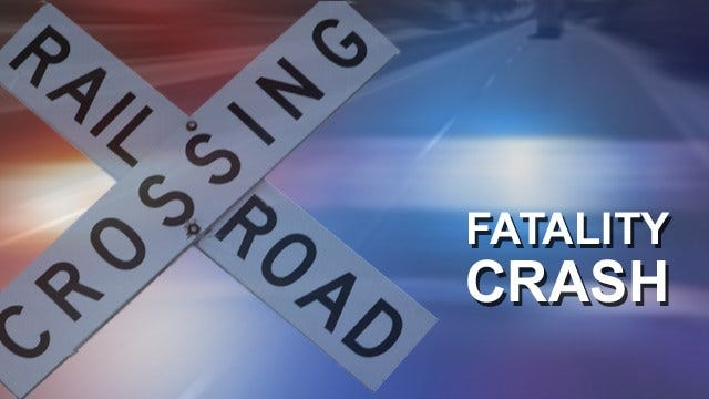 Man Dies After Being Hit By Train In Nowata