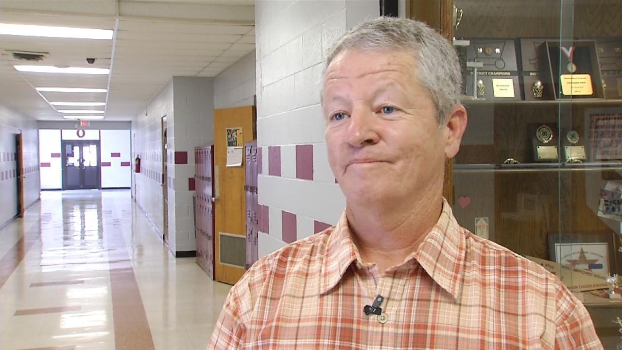 Oklahoma Superintendent Hopes To Break Rural District Stereotype
