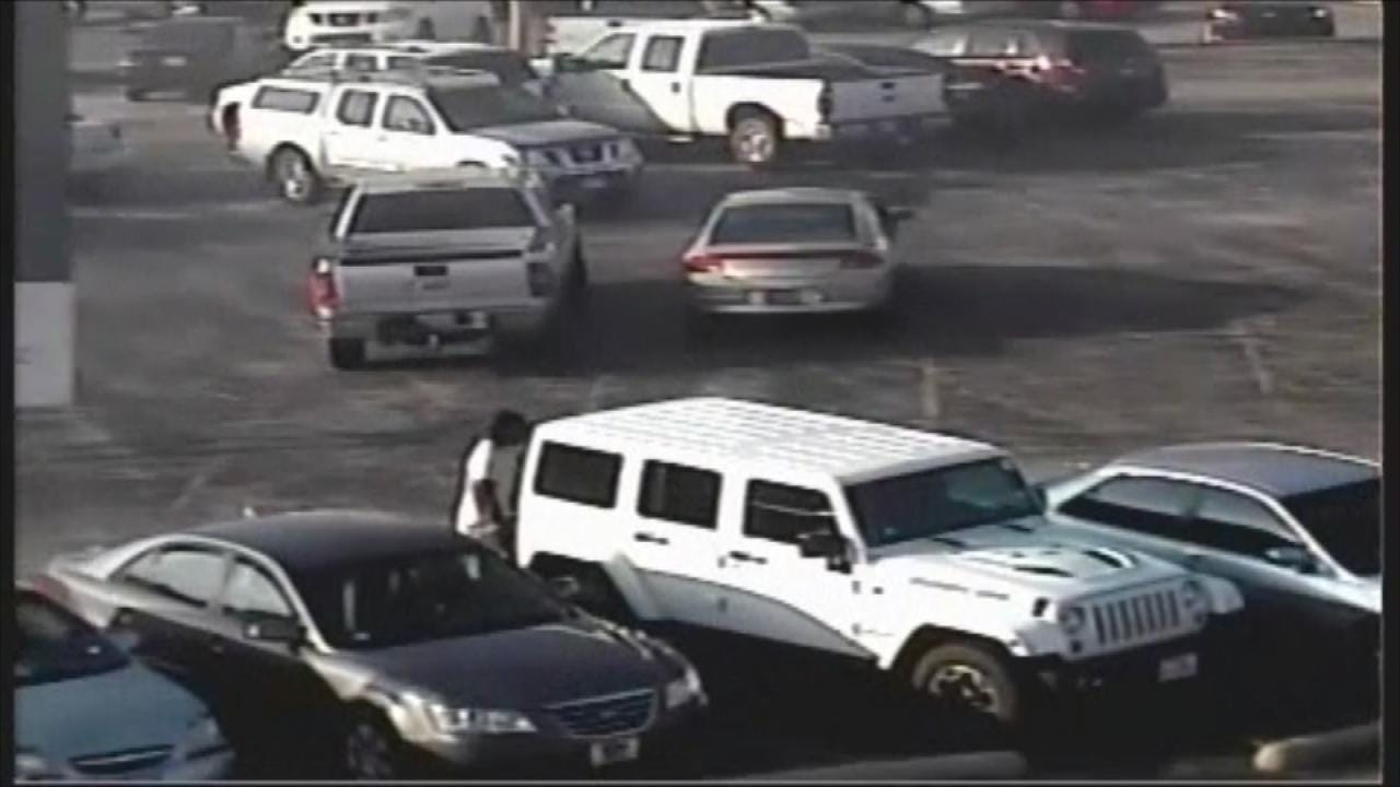 Tulsa Thief Takes Spare Tire, Good Samaritan Gives One Back