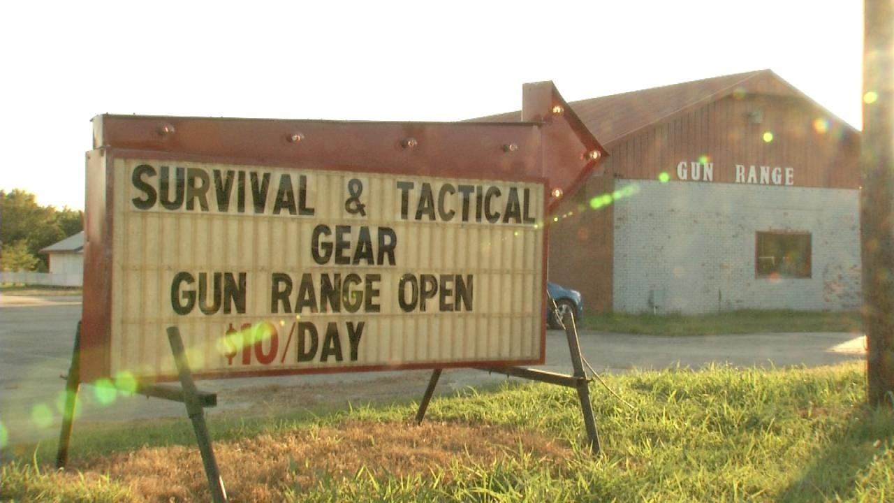 Muskogee County Gun Range A 'Muslim-Free Zone'