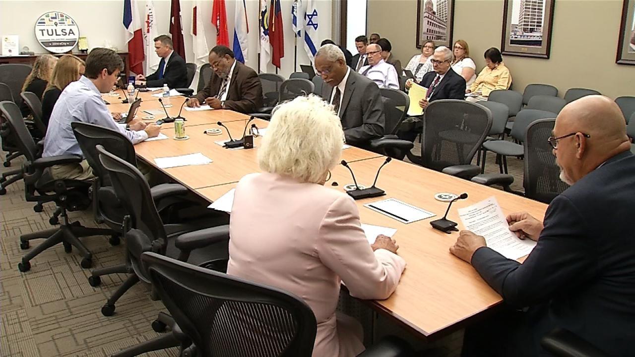 Tulsa City Councilors Approve Settlement In Sex Discrimination Lawsuit