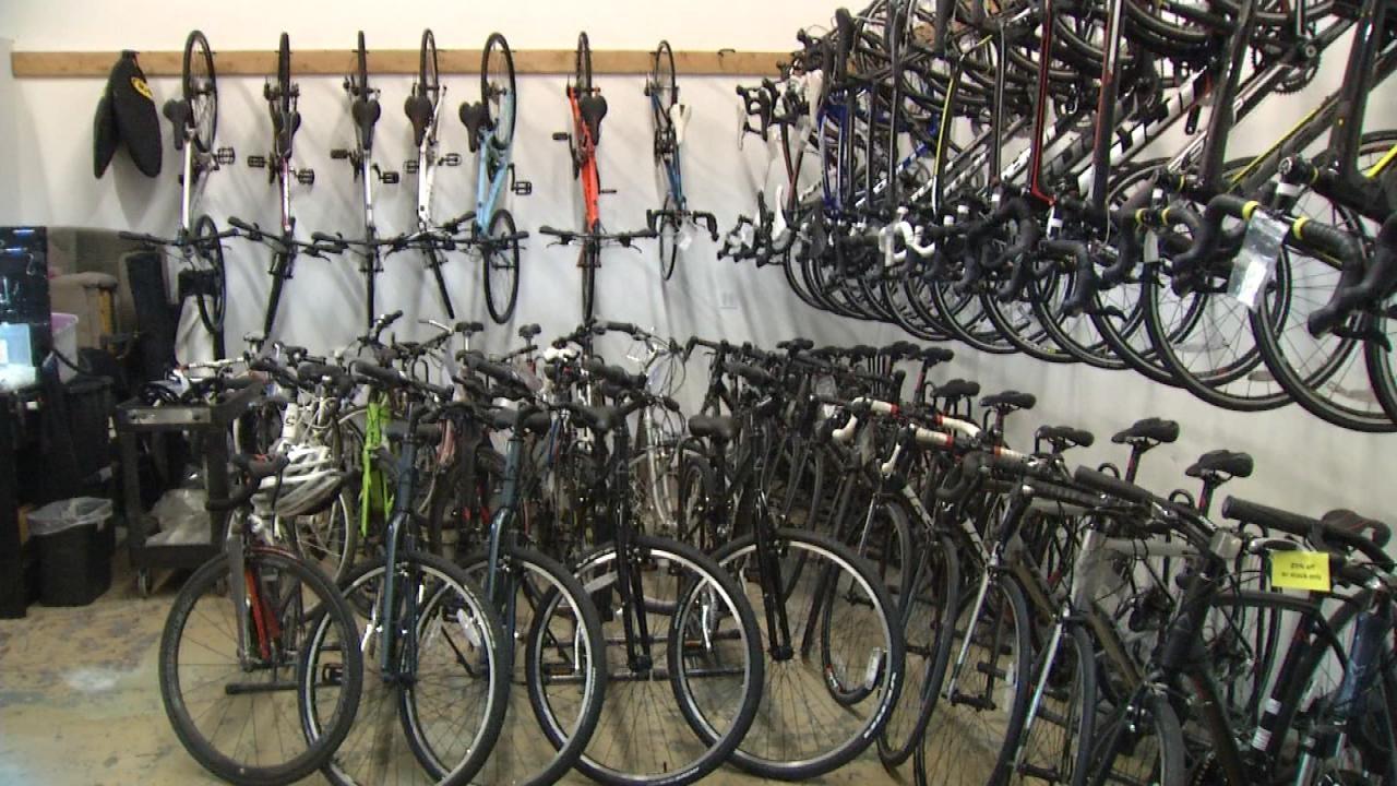 Bixby Bike Shop Nears Reopen Date After Vandalism