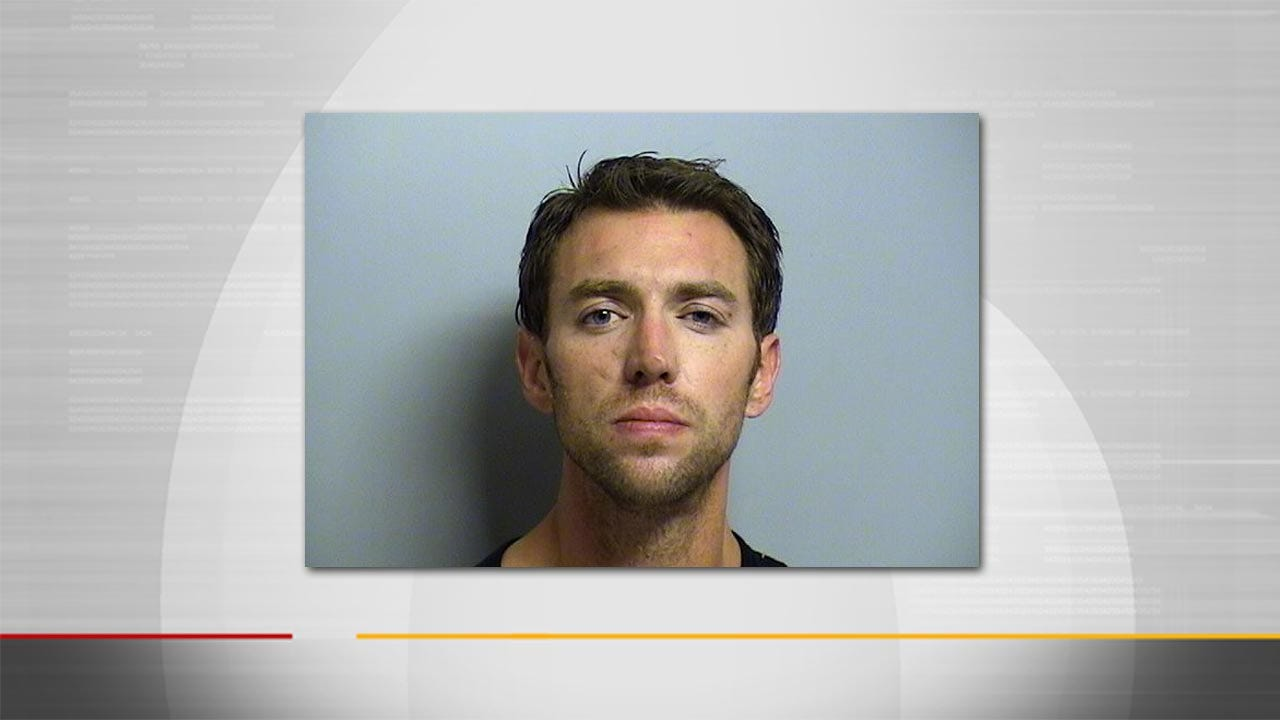 Police Find Wanted Man Hiding In Tulsa Attic