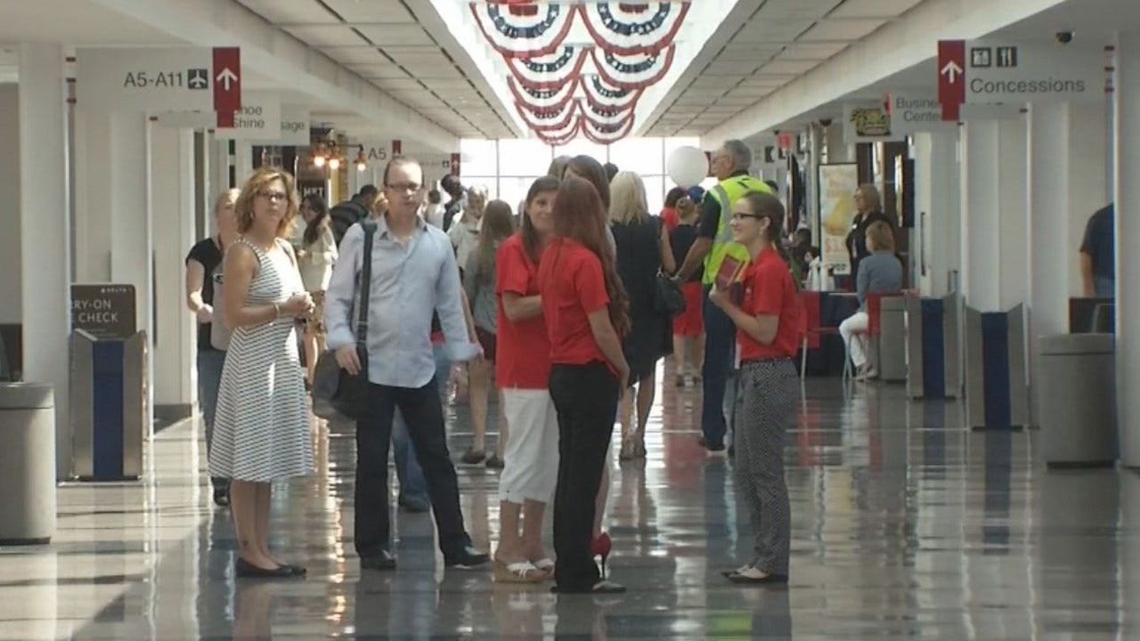 Renovated Concourse Opened At Tulsa International Airport