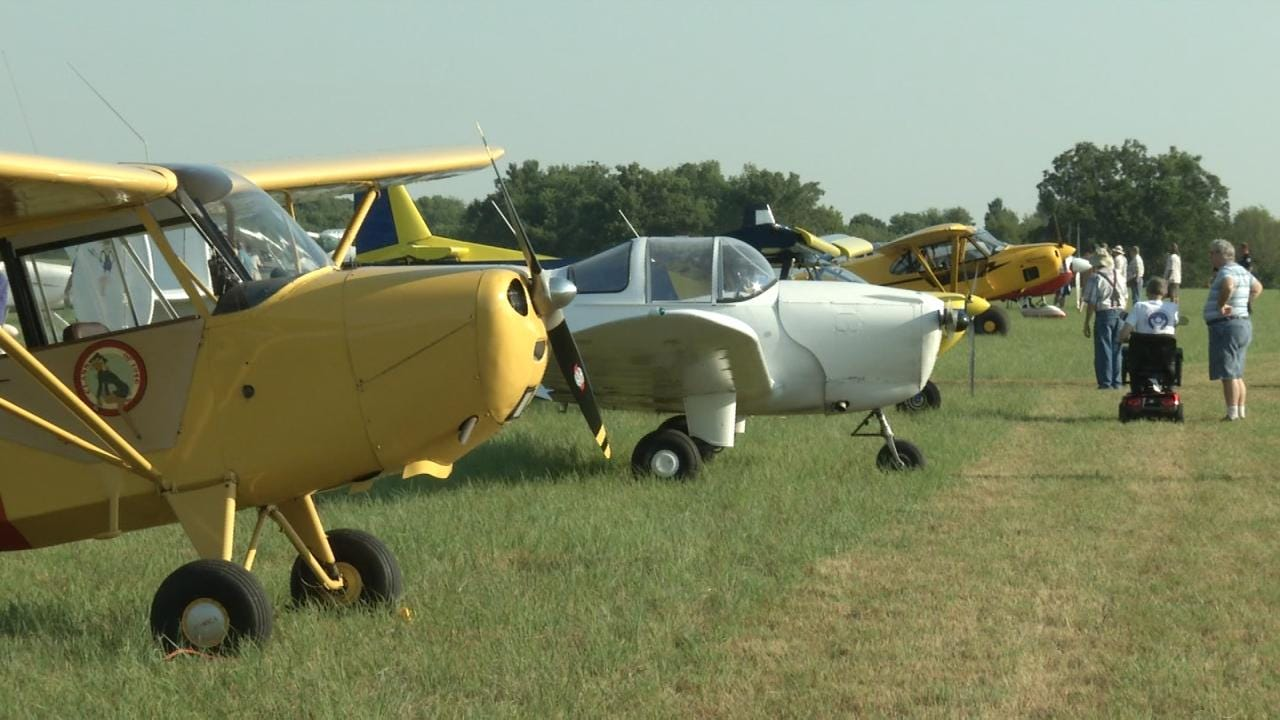 Oologah Fly-In Honors Lives Of Will Rogers, Wiley Post On Plane Crash Anniversary