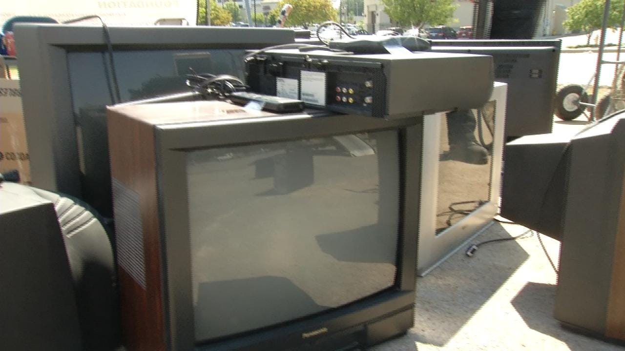 Tulsa Nonprofit Collecting Electronic Waste