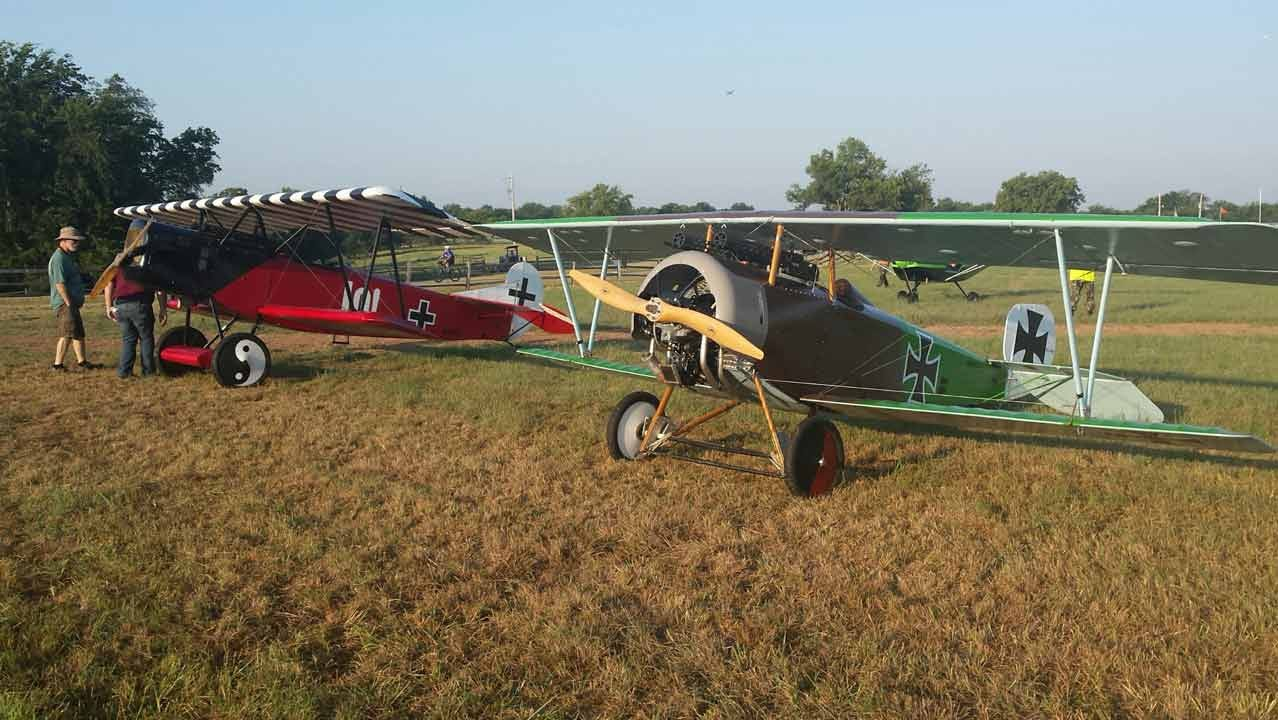 Will Rogers & Wiley Post Fly-In Brings Family Fun, Aviation To Oologah