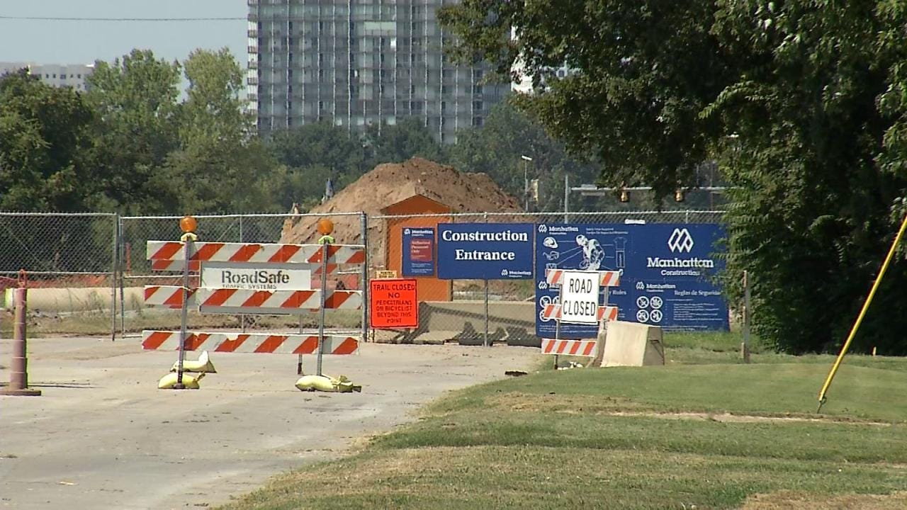 Crossland Construction Takes Over For Manhattan On The Gathering Place