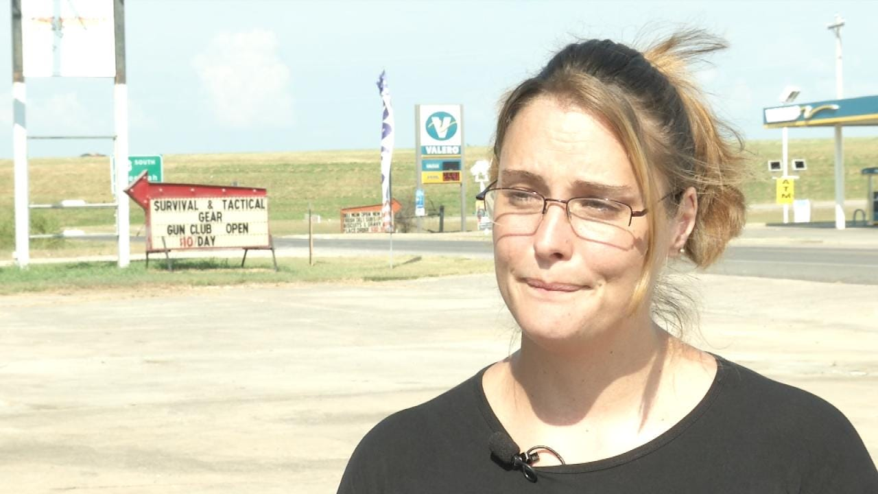 Armed Citizens Protect Oktaha Family After Threats Over Controversial Sign