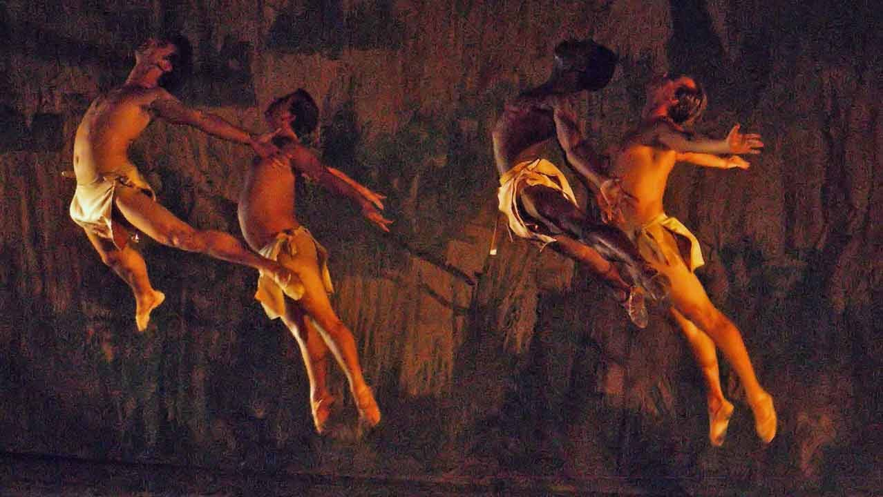 Osage Ballet Company To Dance Before Pope Francis