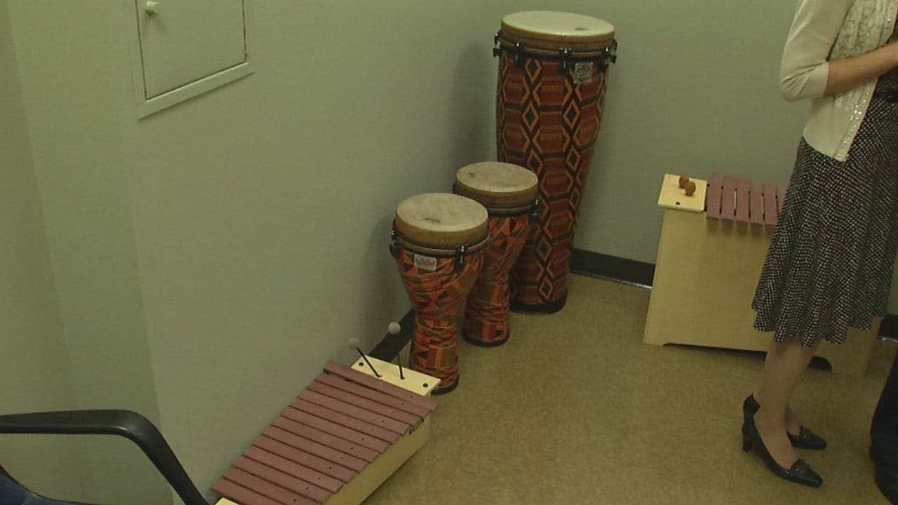 Music Therapy Clinic Opens At Oral Roberts University