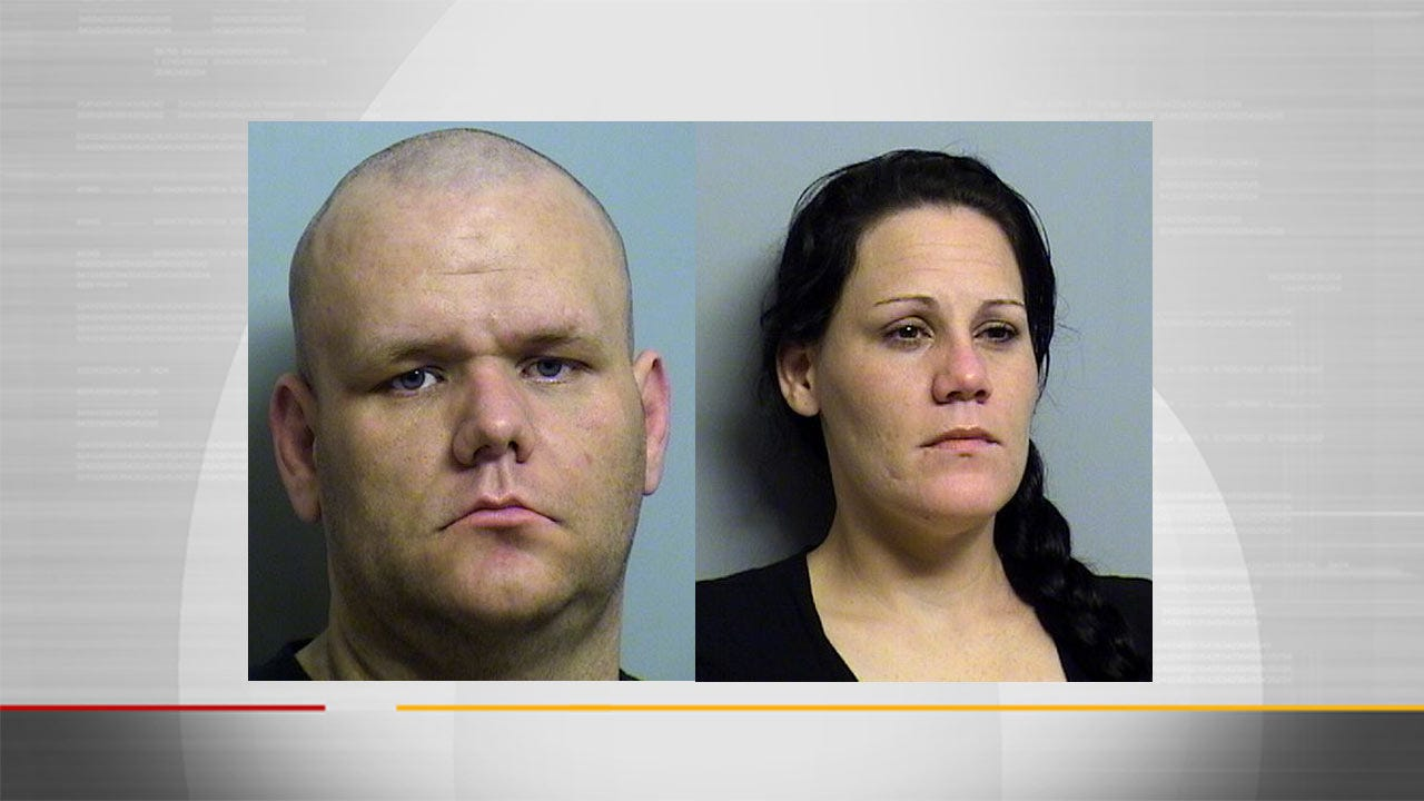 Two Arrested On Warrants After Tulsa Police Chase