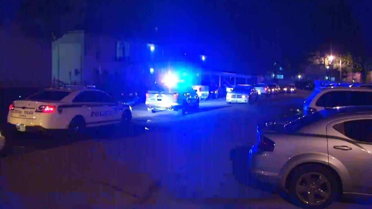 Juvenile Stabs Victim At Tulsa Apartment Complex, Police Say