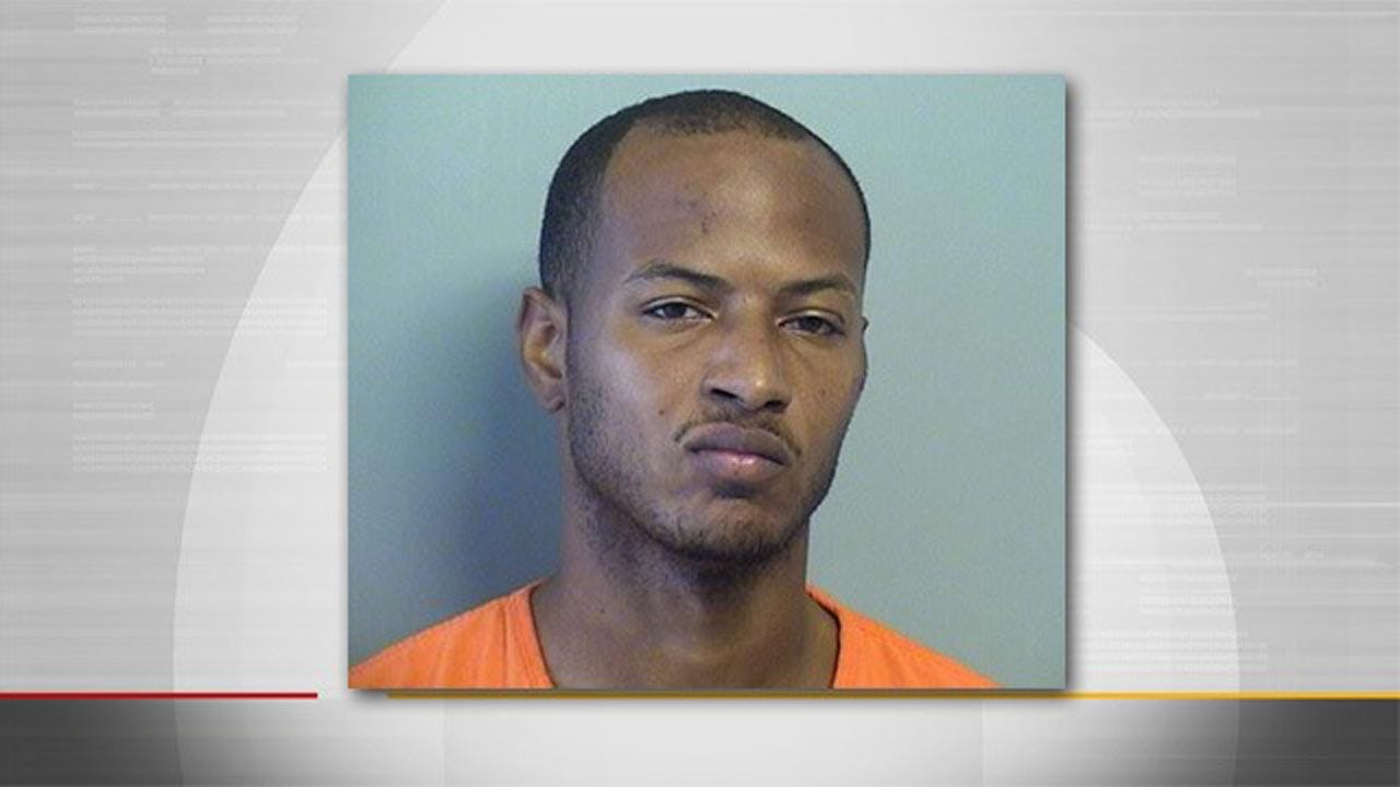 Tulsa Man Pleads Guilty To Several Robbery Counts