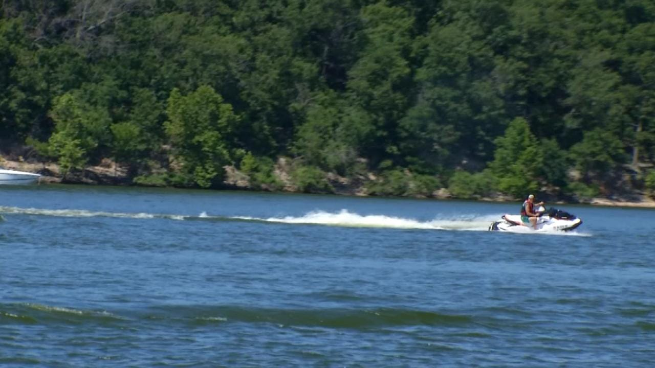'Memorial Weekend Do-Over' Fills Tahlequah Recreation Areas