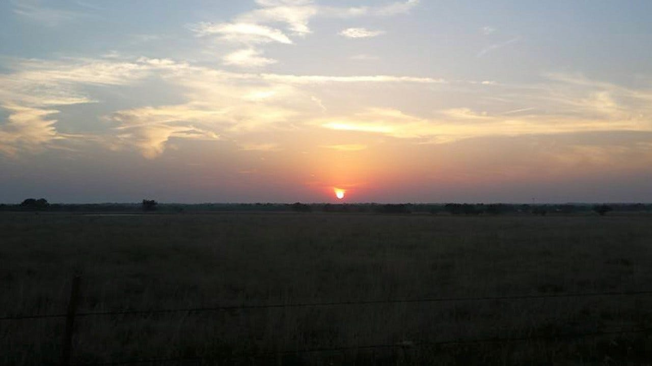 APP ONLY: Oklahoma Has Breathtaking Sunsets