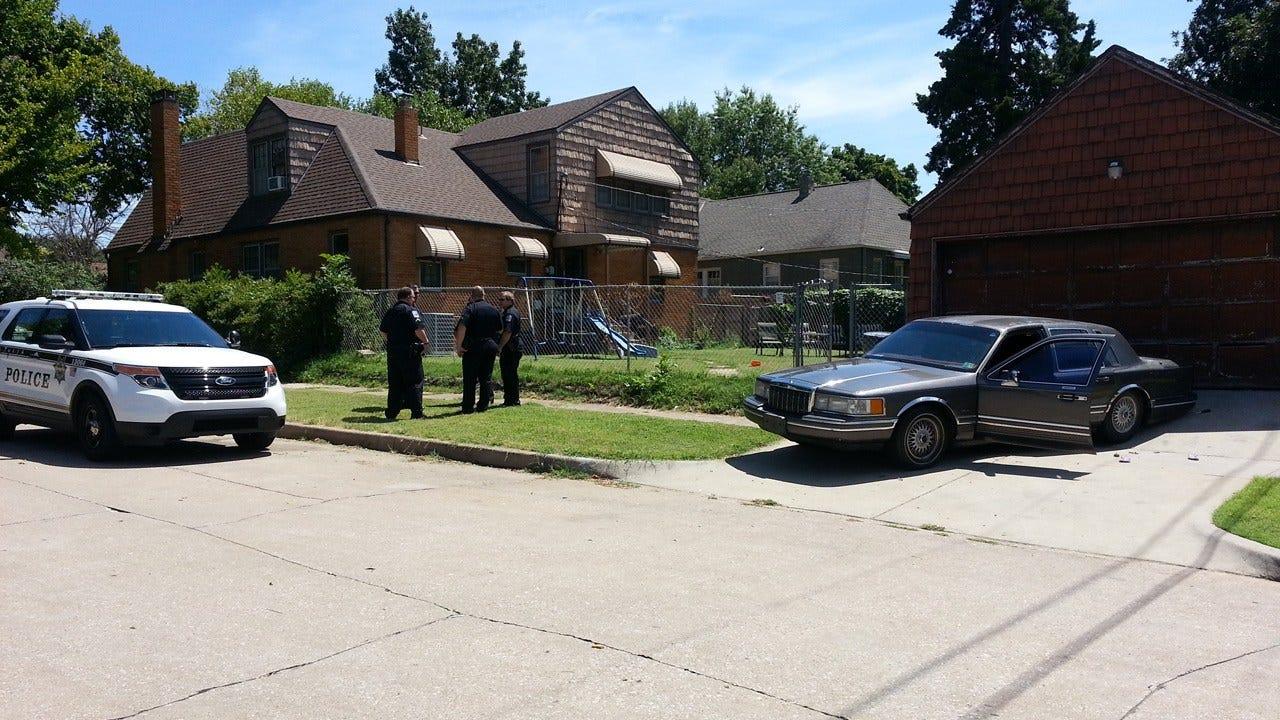Car Crushes Tulsa Man To Death