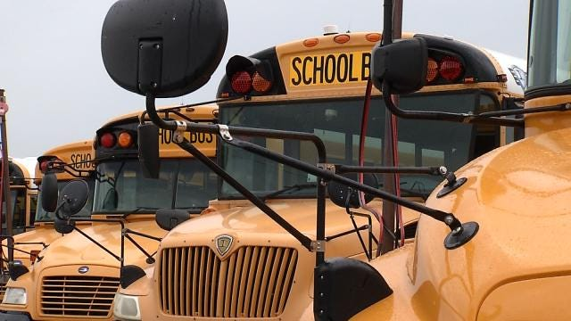 It's Back To Class For Tulsa-Area School Districts