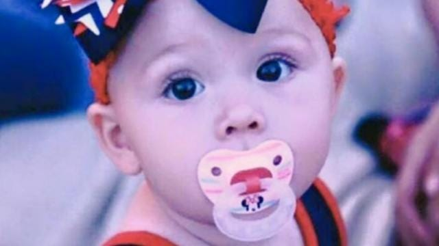 Man Charged In Death Of Owasso Baby Arrested In Kansas