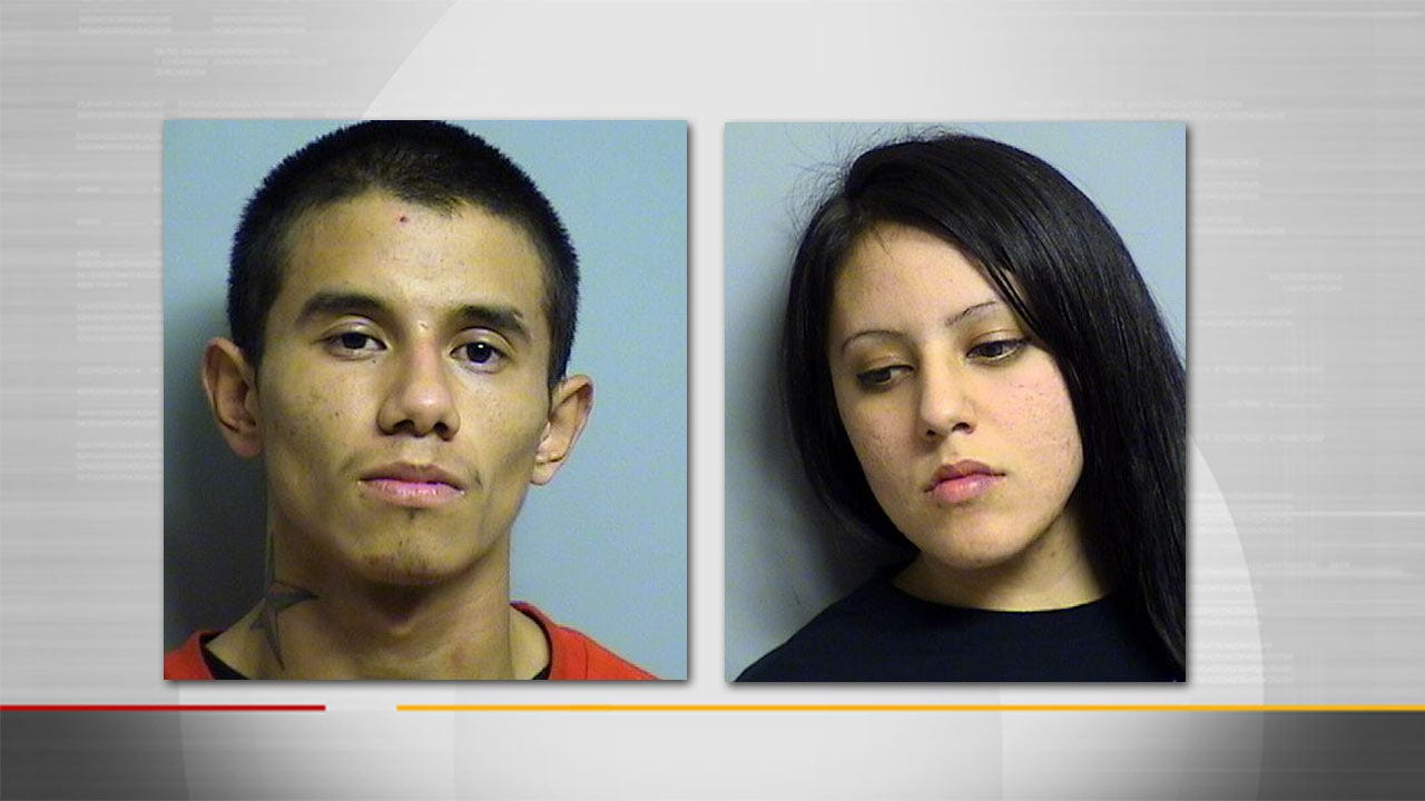 Two Arrested After Tulsa Police Chase