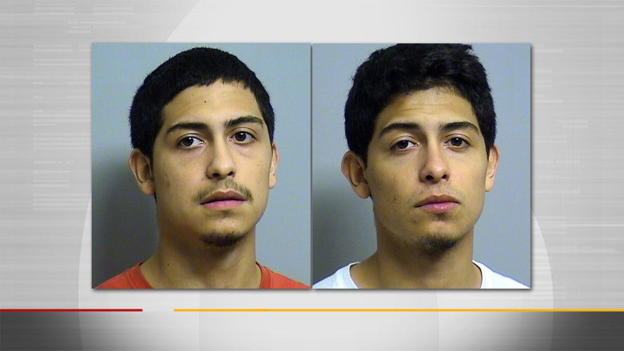 Witness Helps Tulsa Police Track Robbery Suspects