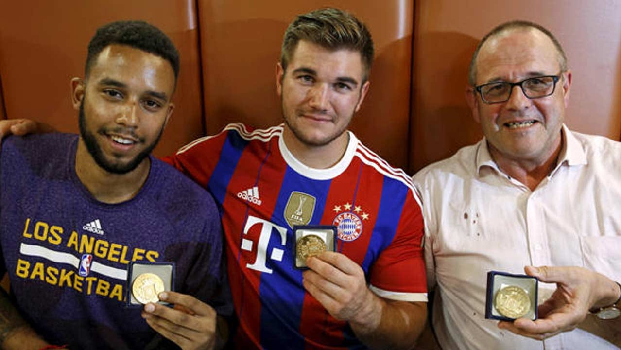Americans Hailed As Heroes For Foiling Train Attack In France