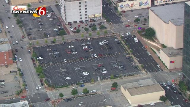 Developers Eager To Transform Downtown Tulsa Parking Lot