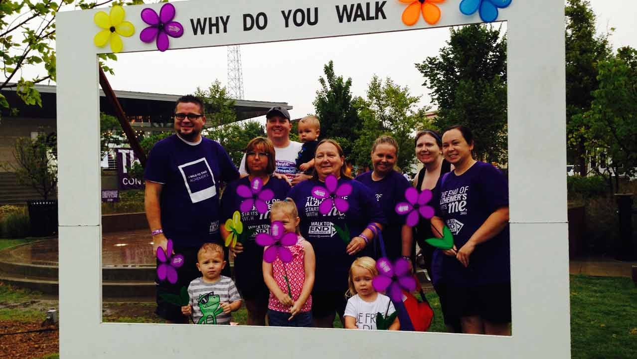 Severe Weather Cancels Tulsa Walk To End Alzheimer's