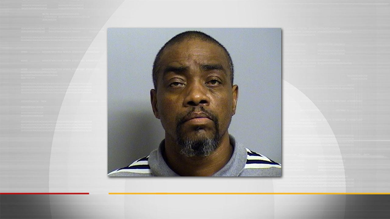 Tulsa Man Booked In Shooting Of 13-Year-Old
