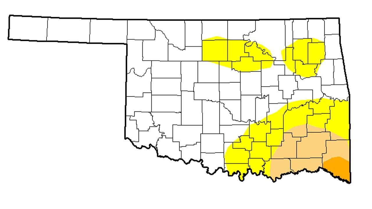 Despite Recent Rain, Drought Conditions Are Returning To SE Oklahoma