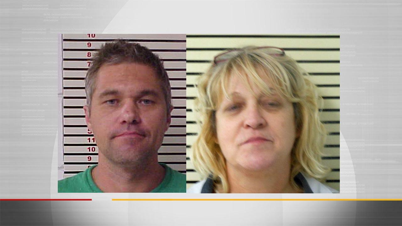 Fugitive Arrested In Wagoner County Drug Bust