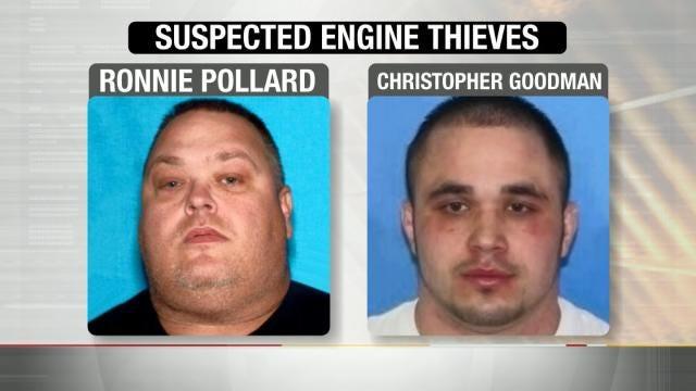 Oklahoma Racing Reality Star Wanted For North Carolina Theft