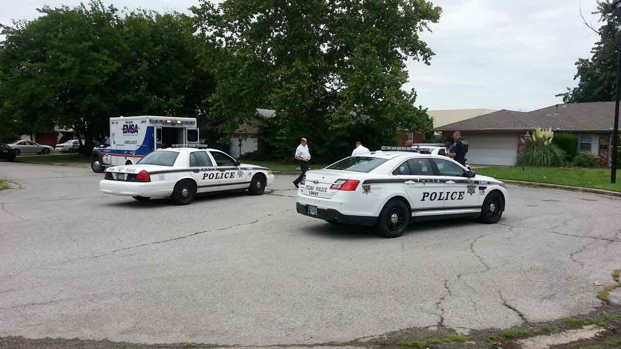 Tulsa Police Capture Three Burglary Suspects In Chase