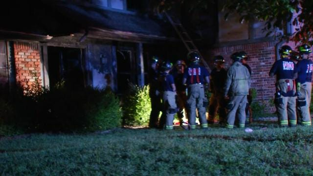 Arsonist Torches Tulsa Home While Owner Overseas
