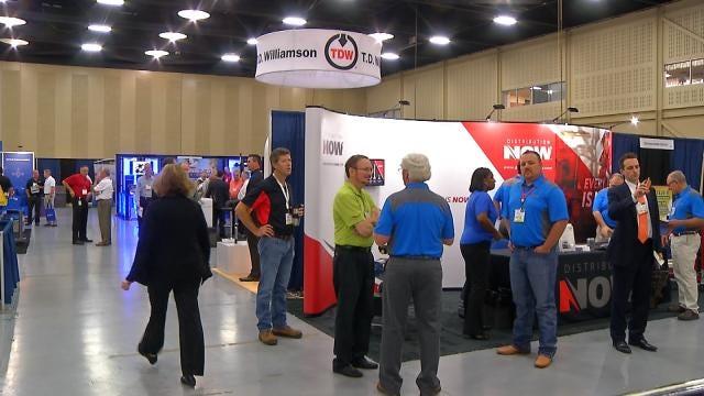 Energy Companies Share Survival Strategies At Tulsa Expo
