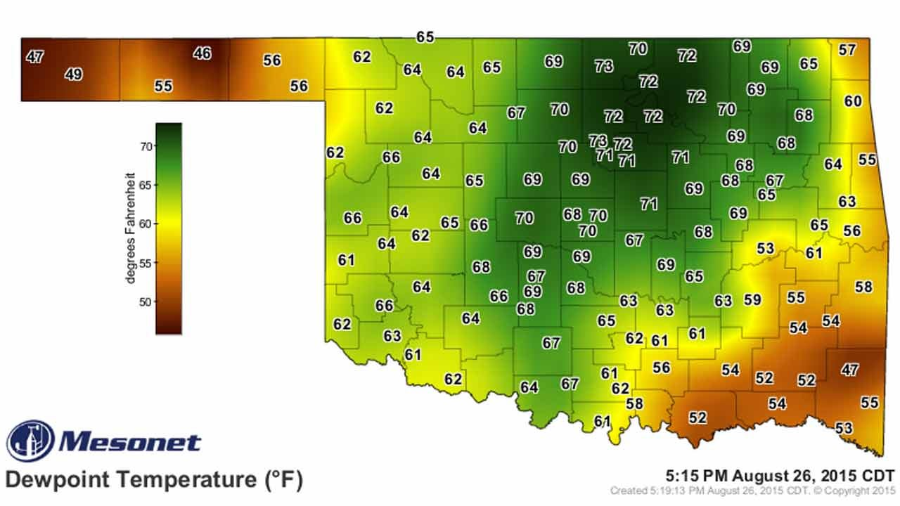 Dick Faurot's Weather Blog: Warmer, More Humid In Days Ahead