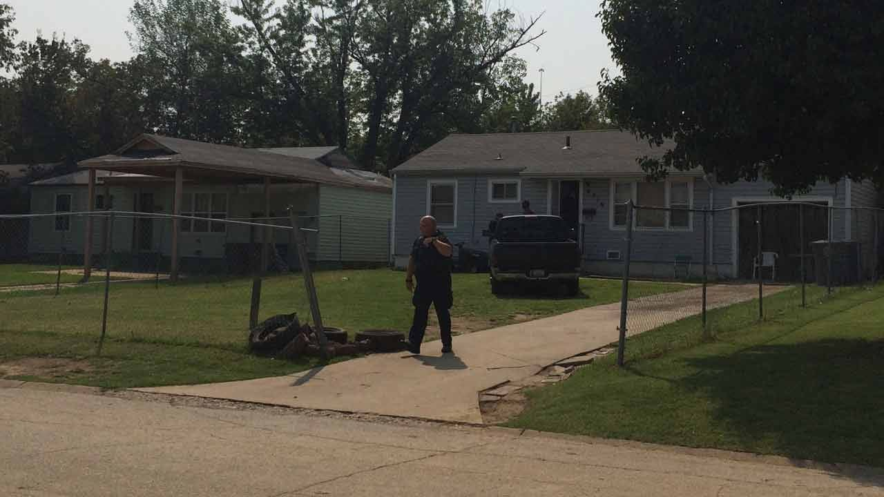 Police Investigating Shots Fired In Tulsa Home