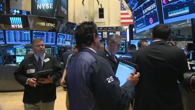 Stocks Soar, Ending 6-Day Slump