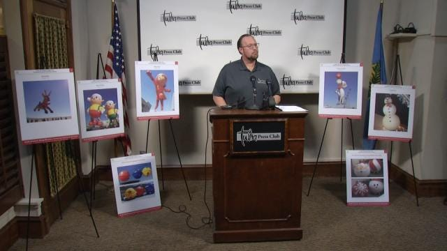 Theme Unveiled For 2015 Tulsa Christmas Parade