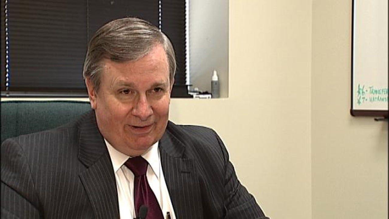 Tulsa Grand Jury Hears Testimony From Sheriff's Chief Deputy