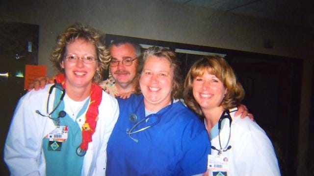 Tulsa Nurse Remembers Mission To Help Hurricane Katrina Survivors