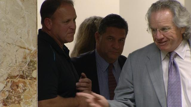 Accused Of Sexual Battery, Former Booker T. Coach, Teacher To Stand Trial